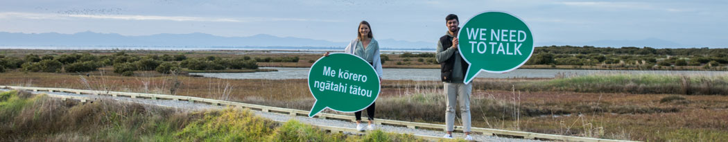 Reducing the impact of flooding in Kaiaua