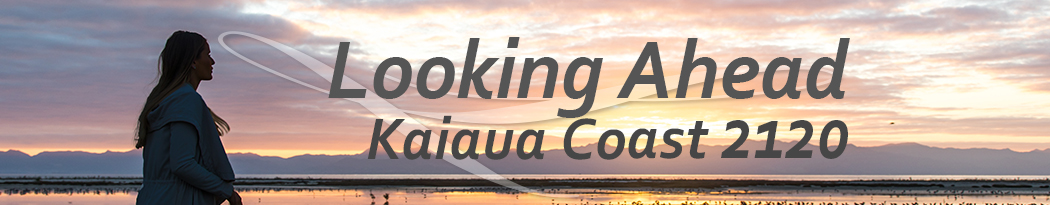 Kaiaua Coast 2120 – looking ahead